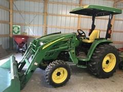 Tractor For Sale:  2006 John Deere 4120 , 43 HP