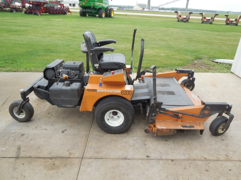 Woods 6200 Riding Mower For Sale