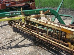 Hay Rake For Sale John Deere 670