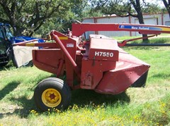 Disc Mower For Sale 2010 New Holland H7550