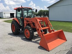 Tractor For Sale Kubota M6040HDC , 60 HP