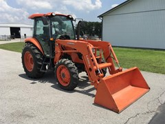 Tractor For Sale 2015 Kubota M7060HDC12 , 71 HP