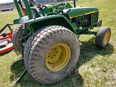 Tractor For Sale 1991 John Deere 970 , 33 HP