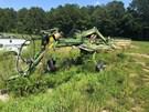 Hay Rake For Sale:  2012 Krone 710