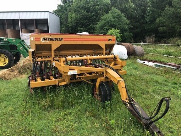 2012 Haybuster 107 Grain Drill For Sale