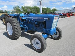 Tractor For Sale 1967 Ford 5000 , 69 HP