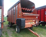 Forage Box For Sale: 2000 Meyer 3516