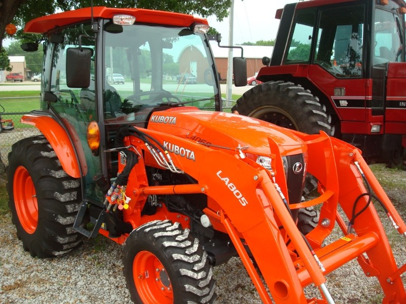 2014 Kubota L4060 Tractor For Sale