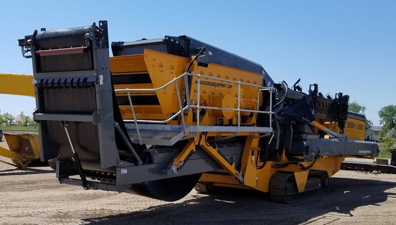 2018 Other SR514 Screening Plant - Hydraulic For Sale