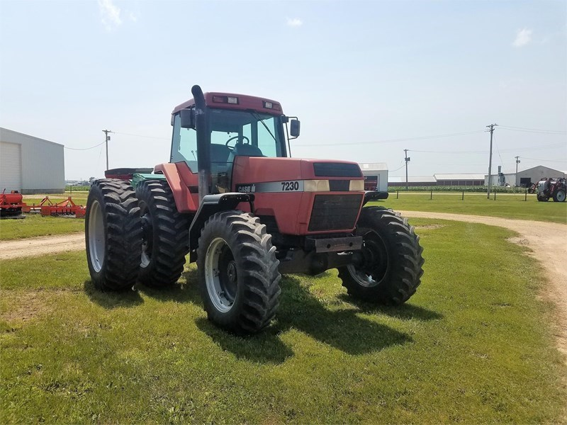 1996 Case IH 7230 Tractor For Sale