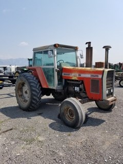 Tractor For Sale 1983 Massey Ferguson 3525 , 108 HP