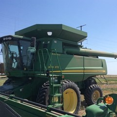 Combine For Sale 2008 John Deere 9770 STS