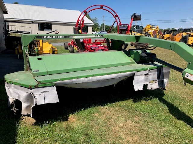 John Deere 1360 Disc Mower For Sale