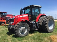 Tractor For Sale 2013 Massey Ferguson 6616 , 120 HP