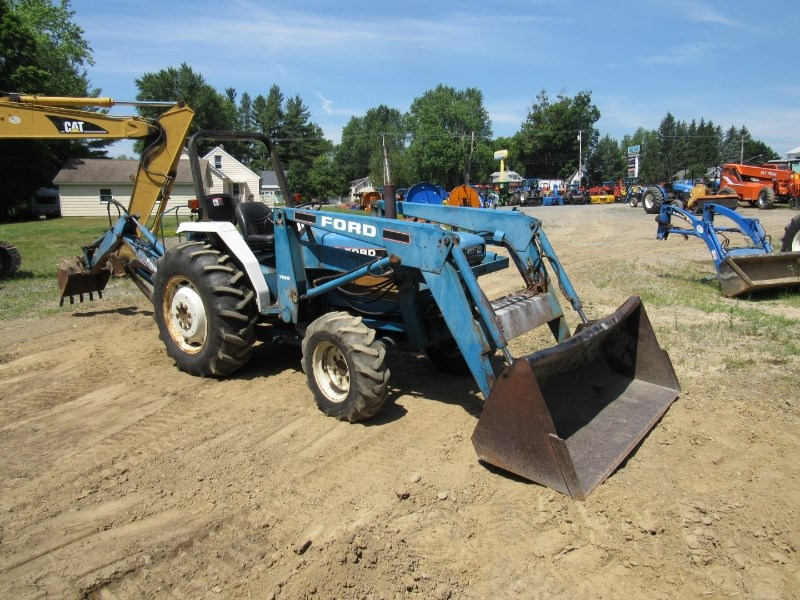 Ford 2120 Tractor For Sale