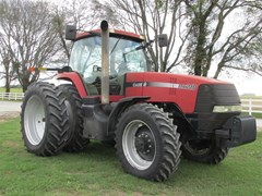 Tractor For Sale 2004 Case IH MX210 , 210 HP