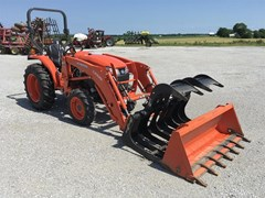 Tractor For Sale 2016 Kubota L3901HST , 37 HP