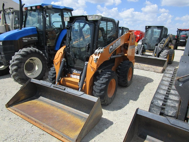 2015 Case SR250 Skid Steer For Sale