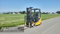 ForkLift/LiftTruck-Electric For Sale 2014 Komatsu FB18U-12