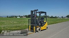 ForkLift/LiftTruck-Electric For Sale 2015 Komatsu FB18U-12