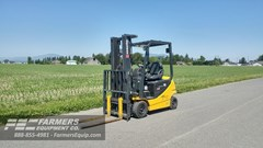 Fork Lift/Lift Truck-Electric For Sale 2014 Komatsu FB18U-12