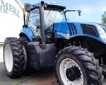 Tractor For Sale: New Holland T8.330