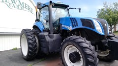 Tractor For Sale New Holland T8.330