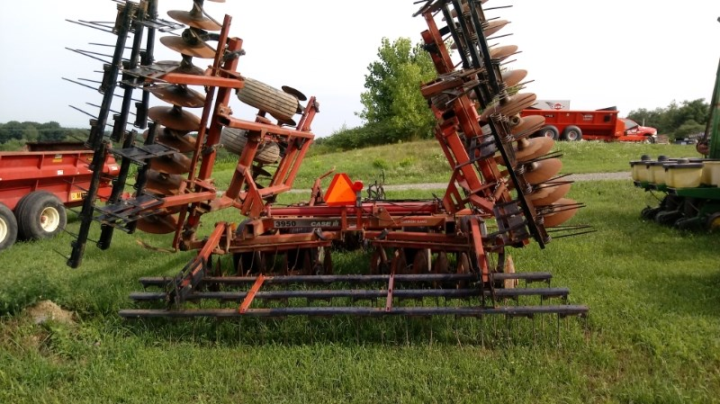 2002 Case IH 3950 Disk Harrow For Sale