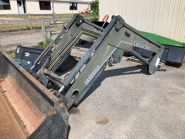 ALO 990 Front End Loader Attachment For Sale