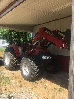 Tractor For Sale 2014 Case IH FARMALL 105C , 105 HP