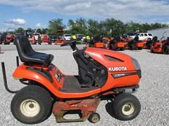 Riding Mower For Sale 2002 Kubota T1670 , 16 HP
