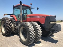 Tractor For Sale 2001 Case IH MX270 , 235 HP
