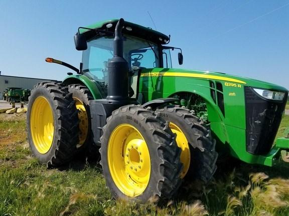 2015 John Deere 8295R Tractor For Sale