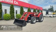 Tractor For Sale 2018 Case IH FARMALL 75C , 74 HP