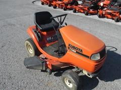 Riding Mower For Sale 2000 Kubota T1460