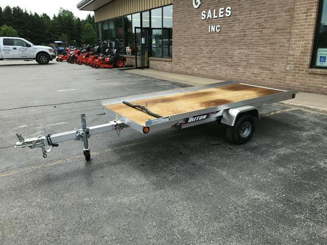 2017 Triton TRAILER Utility Trailer For Sale