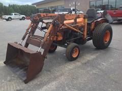 Tractor For Sale:  1979 Kubota L245F , 24 HP