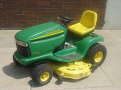 Riding Mower For Sale 2002 John Deere LT180