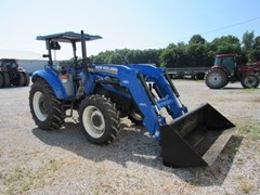 Tractor For Sale 2016 New Holland T4.75 , 67 HP