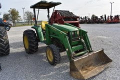 Tractor For Sale 1998 John Deere 4600 , 43 HP