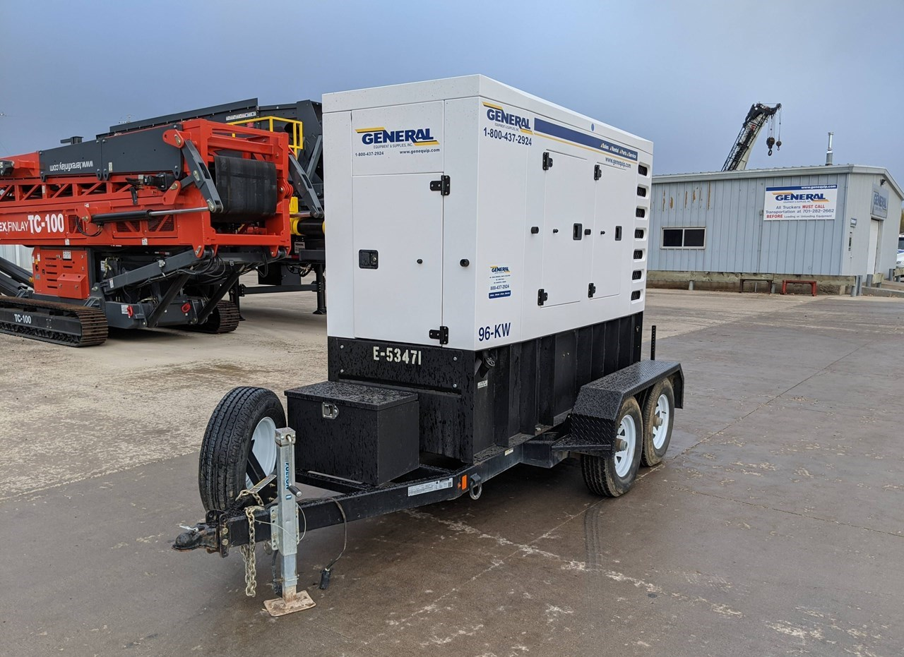 2018 Other 96 KW Generator & Power Unit For Sale