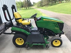 Tractor For Sale 2015 John Deere 1025R , 25 HP