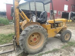 Lift Truck/Fork Lift For Sale 1980 John Deere 480