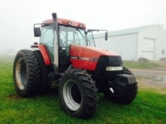 Tractor For Sale 1998 Case IH MX135 , 115 HP