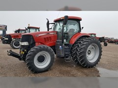 Tractor For Sale 2015 Case IH PUMA 185 CVT , 185 HP