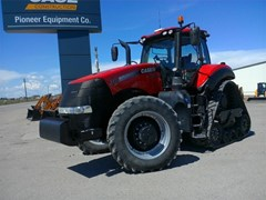 Tractor For Sale 2015 Case IH MAGNUM 340 ROWTRAC CVT , 340 HP