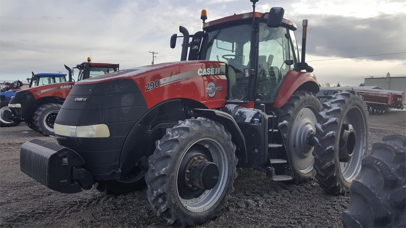 2013 Case IH MAGNUM 290 Tractor For Sale