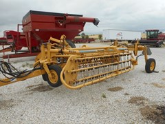 Hay Rake-Unitized V Bar For Sale Vermeer R23A