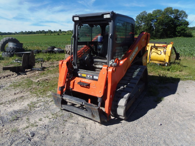 2016 Kubota SVL75-2HWC Skid Steer-Track For Sale