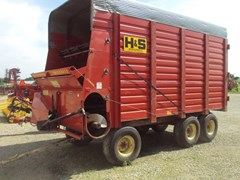 Forage Box For Sale H & S XL-81